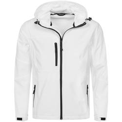 Abbigliamento Uomo giacca a vento Stedman  Bianco