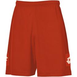 Abbigliamento Uomo Shorts / Bermuda Lotto LT009 Rosso Fiamma