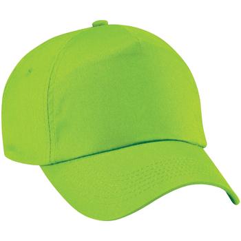Accessori Cappellini Beechfield B10 Verde lime