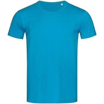 Abbigliamento Uomo T-shirt maniche corte Stedman Stars Stars Azzurro intenso