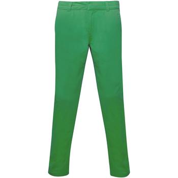 Abbigliamento Donna Chino Asquith & Fox Chino Verde kelly