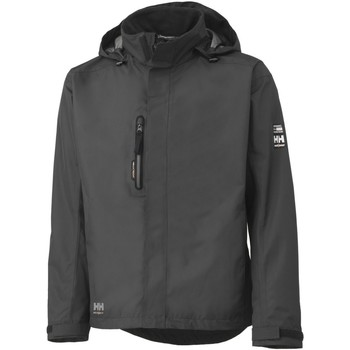 Abbigliamento Uomo giacca a vento Helly Hansen Haag Grigio scuro