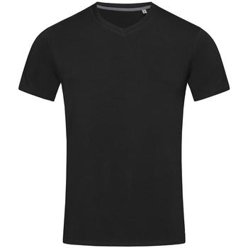 Abbigliamento Uomo T-shirt maniche corte Stedman Stars Clive Nero