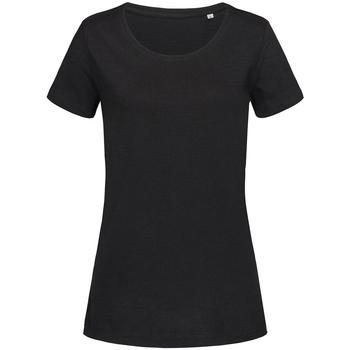 Abbigliamento Donna T-shirt maniche corte Stedman Stars Sharon Nero