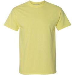 Abbigliamento Uomo T-shirt maniche corte Gildan Ultra Seta di mais