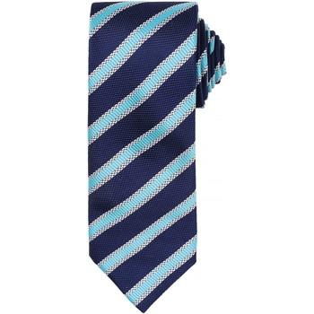 Abbigliamento Uomo Cravatte e accessori Premier  Blu navy/Turchese