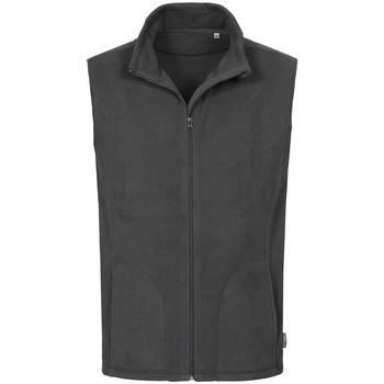 Abbigliamento Uomo Gilet / Cardigan Stedman  Grigio acciaio