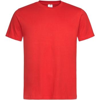 Abbigliamento Uomo T-shirt maniche corte Stedman Stars  Rosso scarlatto