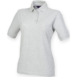 Abbigliamento Donna Polo maniche corte Henbury HB401 Erica grigia