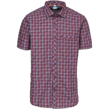 Abbigliamento Uomo Camicie maniche corte Trespass Baffin Multicolore