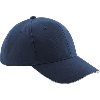 Accessori Cappellini Beechfield B65 Blu navy/Pietra