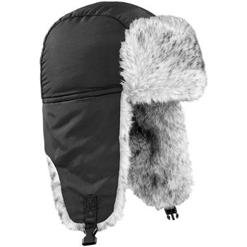 Accessori Cappelli Beechfield Sherpa Nero