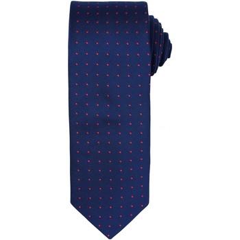 Abbigliamento Uomo Cravatte e accessori Premier Dot Pattern Blu navy/Rosso