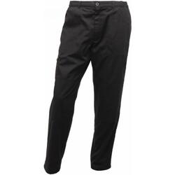 Abbigliamento Uomo Pantalone Cargo Regatta  Nero