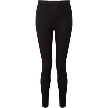 Abbigliamento Donna Leggings Asquith & Fox AQ062 Nero
