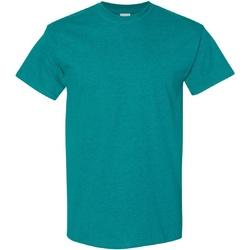 Abbigliamento Uomo T-shirt maniche corte Gildan Heavy Giada vintage
