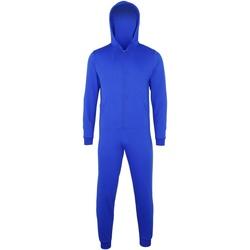 Abbigliamento Unisex bambino Tuta jumpsuit / Salopette Colortone CC01J Blu Reale