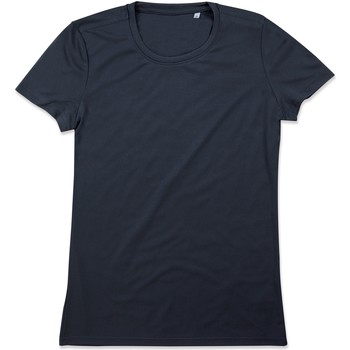 Abbigliamento Donna T-shirt maniche corte Stedman  Blu notte