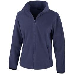 Abbigliamento Donna Felpe in pile Result Core Blu navy