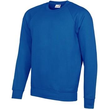 Abbigliamento Uomo Felpe Awdis AC001 Blu reale