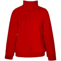 Abbigliamento Unisex bambino Giacche Regatta Dover Rosso classico/Blu navy