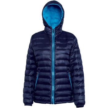 Abbigliamento Donna Piumini 2786 TS16F Blu navy/Zaffiro