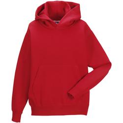 Abbigliamento Unisex bambino Felpe Jerzees Schoolgear 575B Rosso
