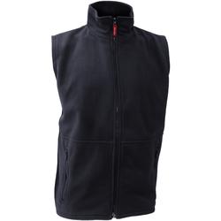 Abbigliamento Uomo Gilet / Cardigan Result R37X Blu navy