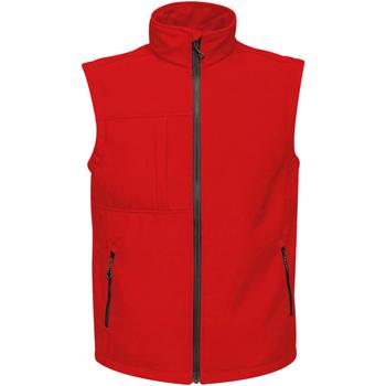 Abbigliamento Uomo Gilet / Cardigan Regatta  Rosso