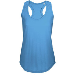 Abbigliamento Donna Top / T-shirt senza maniche Sols Moka Acqua