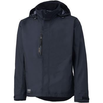 Abbigliamento Uomo giacca a vento Helly Hansen Haag Blu navy