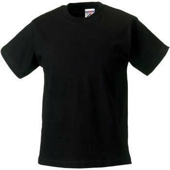 Abbigliamento Unisex bambino T-shirt maniche corte Jerzees Schoolgear ZT180B Nero
