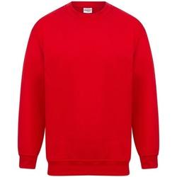 Abbigliamento Uomo Felpe Absolute Apparel Magnum Rosso