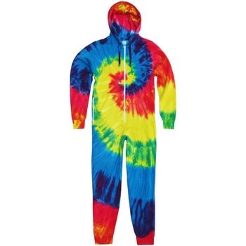 Abbigliamento Unisex bambino Tuta jumpsuit / Salopette Colortone TD36B Arcobaleno
