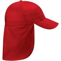 Accessori Unisex bambino Cappellini Beechfield BC11B Rosso