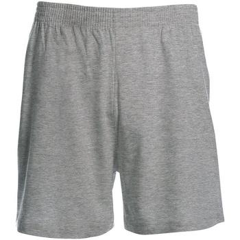 Abbigliamento Uomo Shorts / Bermuda B And C BA115 Grigio Sport