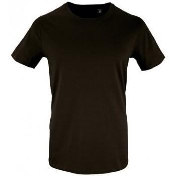 Abbigliamento Uomo T-shirt maniche corte Sols Milo Nero