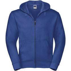 Abbigliamento Uomo Felpe Russell Authentic Blu acceso