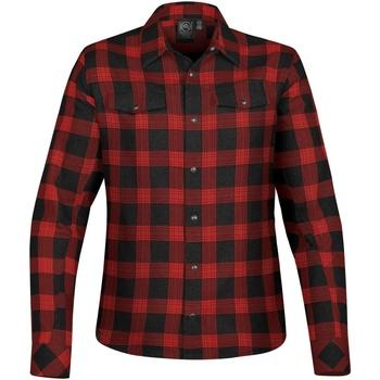 Abbigliamento Donna Camicie Stormtech SFX-1W Nero/rosso a quadretti