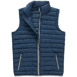 Abbigliamento Uomo Gilet / Cardigan Stedman  Blu scuro