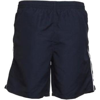 Abbigliamento Uomo Shorts / Bermuda Gamegear KK980 Blu navy/Bianco