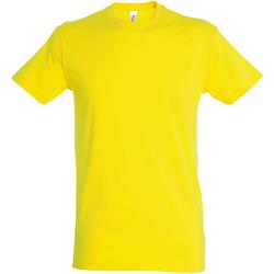 Abbigliamento Uomo T-shirt maniche corte Sols 11380 Limone