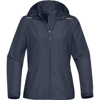 Abbigliamento Donna giacca a vento Stormtech KX-1W Blu navy