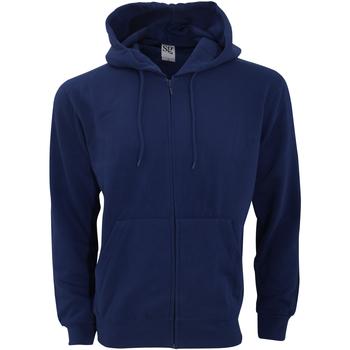 Abbigliamento Uomo Felpe Sg SG29 Blu navy
