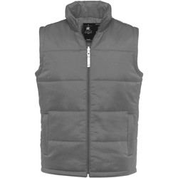 Abbigliamento Uomo Piumini B And C JM930 Grigio scuro