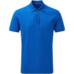 Abbigliamento Uomo Polo maniche corte Asquith & Fox Infinity Blu Reale