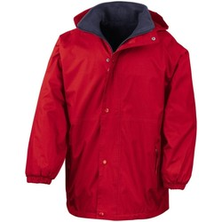 Abbigliamento Uomo giacca a vento Result R160X Rosso/Blu navy