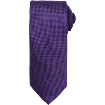 Abbigliamento Uomo Cravatte e accessori Premier PR780 Viola