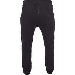 Abbigliamento Uomo Pantaloni da tuta Build Your Brand BY013 Nero