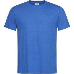 Abbigliamento Uomo T-shirt maniche corte Stedman Stars  Blu reale acceso